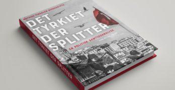 """Danimarkalı yazardan Türkiye hakkında siyasi analiz kitabı: """"Bölen Türkiye"""""""