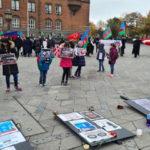 Ermenistan Kopenhag'da protesto edildi
