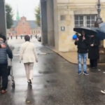 Parlamento önünde Pakistan asıllı Danimarkalı parlamentere ırkçı taciz