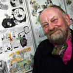 İslam karşıtı Danimarkalı karikatürist öldü