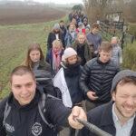 Çakırlı Danimarka'da yalnızlığa karşı yürüyor: Hedef, 8 haftada 1600 km