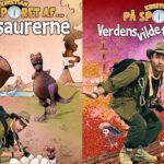 Çocuklar üzerinde hayranlık uyandıracak iki kitap