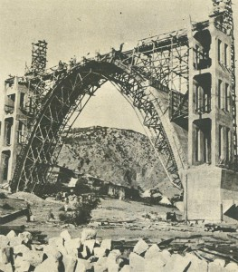Danimarkalı ve İsveçli mühendislerin yaptıkları demiryolları ve köprüler